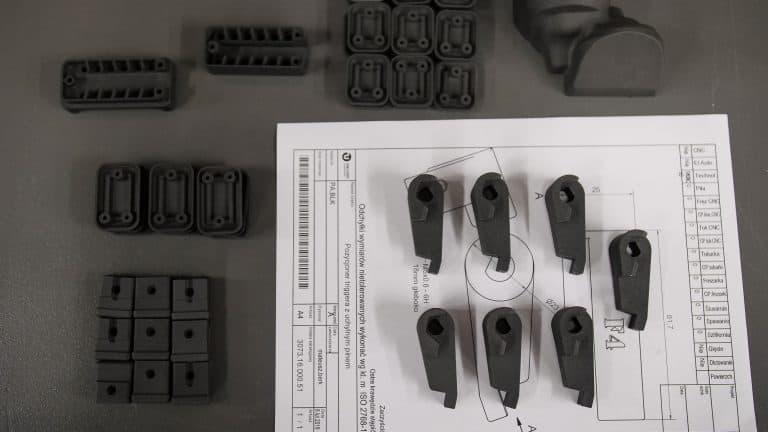 W jakich przypadkach druk 3D jest bardziej opłacalny niż CNC?